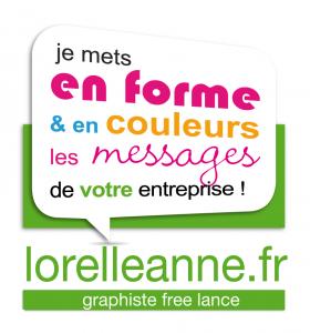 Logo de Lorelle Anne-Graphiste