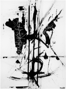 Logo de KRYSTÖF.  Artiste peintre
