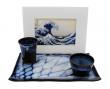 « Ao : le bleu dans l'artisanat japonais »