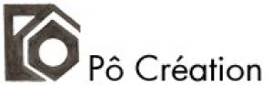 Logo de Pô-Création - Pauline BOTELLA