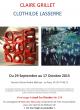 Exposition de Clothilde Lasserre Peintre et Claire Grillet Sculpteur