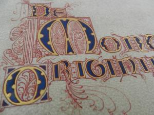 Logo de Matilde De Montsegur Enlumineur