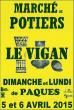 Marché de Potiers Du Vigan