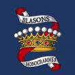 Logo de Xavier d'Andeville héraldiste & peintre armoriste