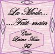 Logo de sophie pfenninger auto-entrepreneur