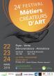 24 ème Festival Métiers créateurs d'Art