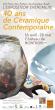 40 ans de céramique contemporaine