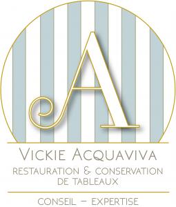 Logo de Vickie Acquaviva