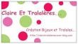 Logo de claire faye Claire Et Tralalères...