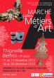 Marché de Noël des Métiers d'Art de Thionville (57)