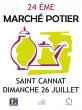 Marché Potier de Saint Cannat