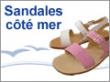 Logo de André BICHON Sandales côté mer