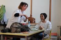 Actualité de Marcelle Godefroid ArtSup ArtSpé Stages de modelage anatomique