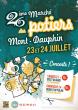 Marché potier de Mont Dauphin