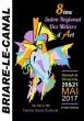 8° Salon Régional des Métiers d'Art à Briare