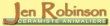 Logo de Jen Robinson - Céramiste animalière