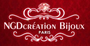 Logo de nathalie guével-derbez NGDcreation Bijoux Paris