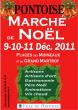 Marché de Noël de Pontoise (95)