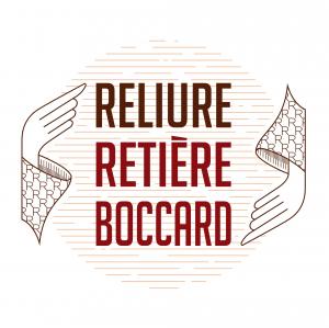 Logo de Reliure Retière Boccard