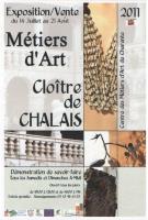 Exposition M�tiers d'Art  (16) , Marilia Schetrite Verre et Mati�res
