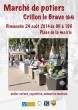 Marché Potier de Crillon-le-Brave