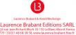 Logo de Alain Villechange SARL Laurence Brabant Editions
