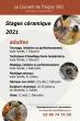 STAGES de céramique - le Couvent de Treigny (89)