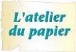 Logo de Sylvette Hubert Atelier du Papier