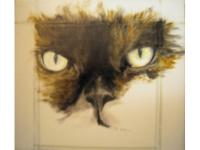 peintures animalières , Christine BOGONSKI Ecole Spéciale de Peinture Décorative de Provence