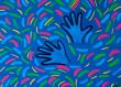 Logo de Hélène Taillant le monde en couleur