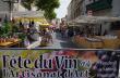 32ème Fête du Vin et de l'Artisanat d'Art de Saint Rémy de Provence