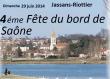 La fête du bord de Saône