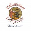 Logo de atelier d'enluminure Annie Bouyer