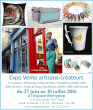 Boutique éphémère Planète des Créateurs 27 juin-10 juillet 2016
