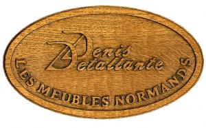 Logo de Denis DETALLANTE SARL Les Meubles Normands