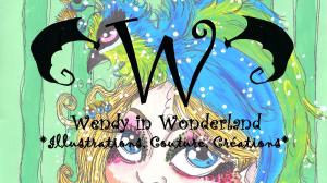 Logo de Amandine Plisson Wendy in Wonderland