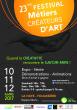 23 ème Festival Métiers Créateurs d'Art