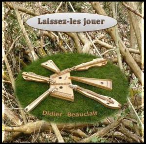 Logo de Didier BEAUCLAIR ATELIER DE LA CITHARE