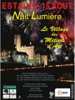 Village des Métiers d'Art et Nuit Lumière d'EStaing (12)