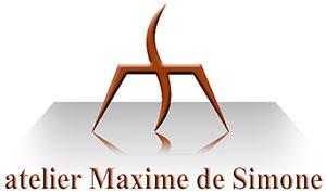 Logo de atelier Maxime de Simone