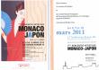 7ème Rencontre Artistique Monaco-Japon