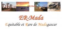 QUINZAINE DU COMMERCE EQUITABLE CHEZ ERMADA , chantal ernoult ER MADA Equitable et Rare de Madagascar