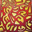 Logo de michele artus artiste peintre
