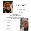 """Exposition personnelle  à """"La Place Gallery – Concept Store"""" - 9 rue Fran&cce"""