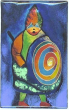 Logo de Claire Lutz Emaux et Reliures