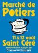 Marché de potiers de St Céré