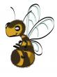 Logo de Christophe Faucon hommes et abeilles
