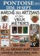 Marché de l'Artisanat et des Vieux Métiers à Pontoise (95)